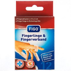 Fingerlinge + Fingerverband